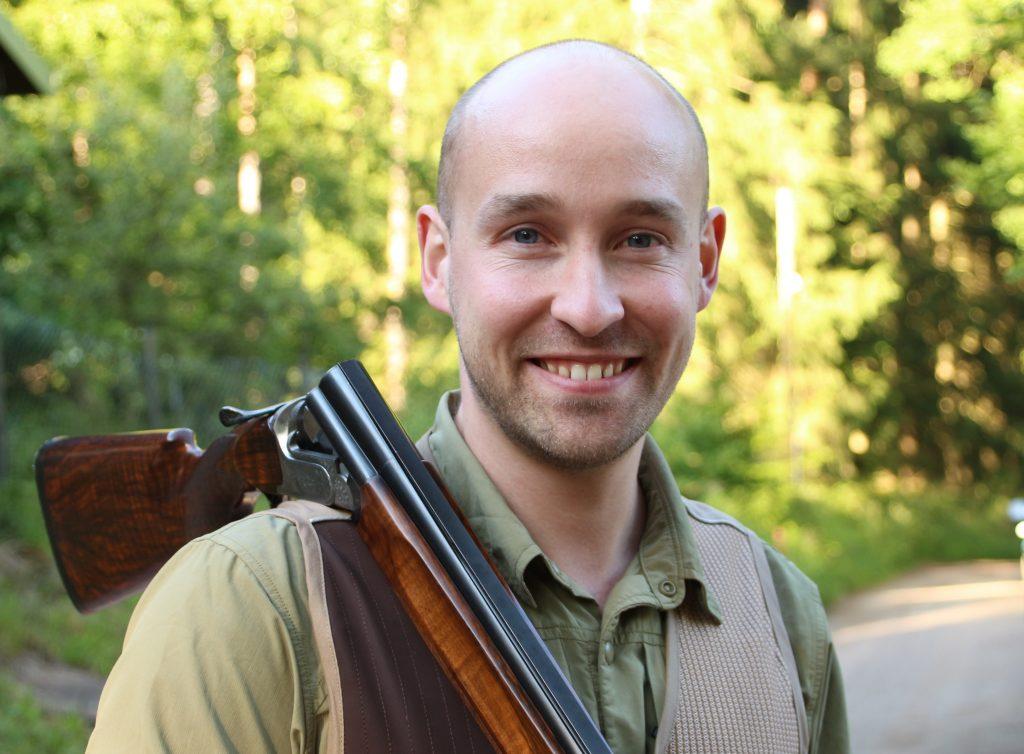 Philipp Zerfaß siegt bei der Landesmeisterschaft im jagdlichen Schießen - Landesjagdverband Rheinland-Pfalz e.V.